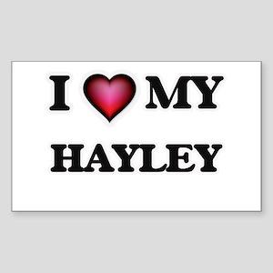 I love my Hayley Sticker