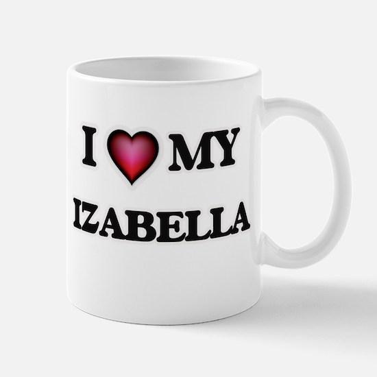 I love my Izabella Mugs