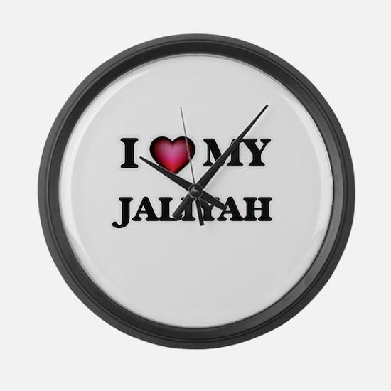 I love my Jaliyah Large Wall Clock