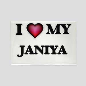 I love my Janiya Magnets