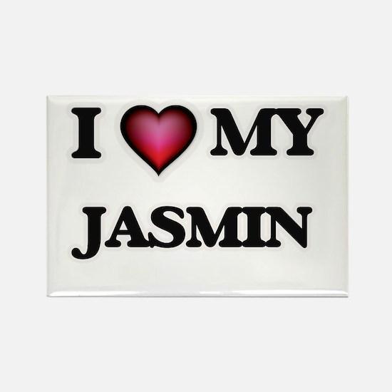 I love my Jasmin Magnets