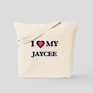 I love my Jaycee Tote Bag