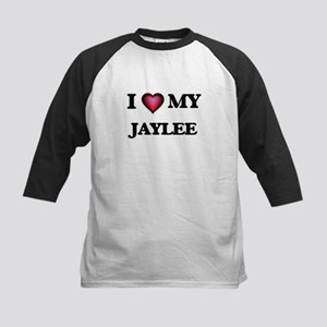 I love my Jaylee Baseball Jersey