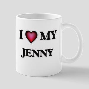 I love my Jenny Mugs