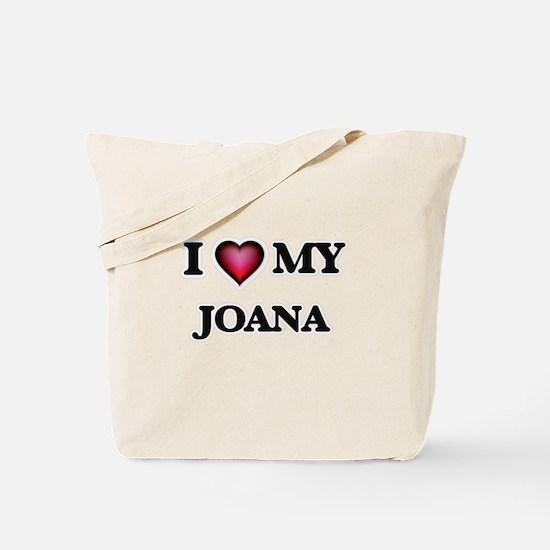 I love my Joana Tote Bag