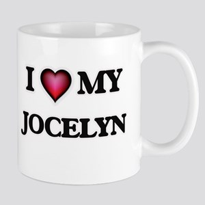 I love my Jocelyn Mugs