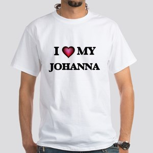 I love my Johanna T-Shirt