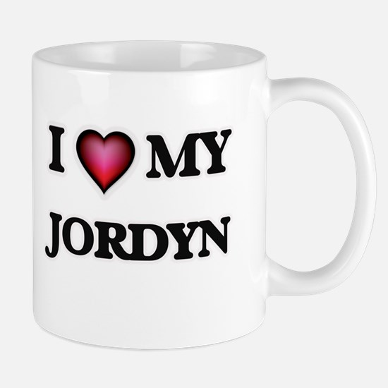 I love my Jordyn Mugs