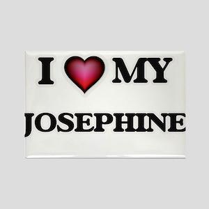 I love my Josephine Magnets