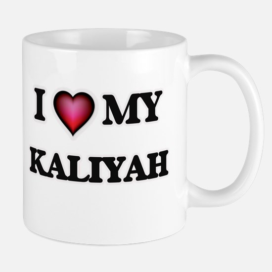 I love my Kaliyah Mugs