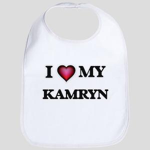 I love my Kamryn Baby Bib