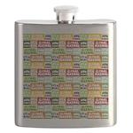 Global Warming Hoax Flask