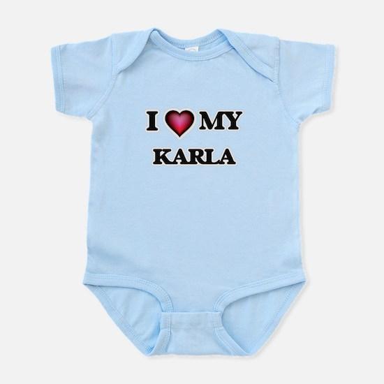 I love my Karla Body Suit