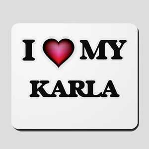 I love my Karla Mousepad