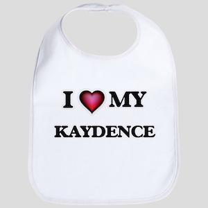I love my Kaydence Baby Bib