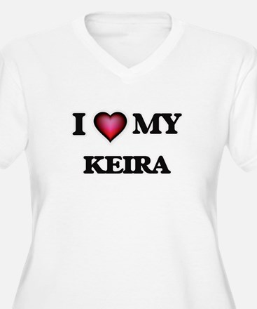 I love my Keira Plus Size T-Shirt