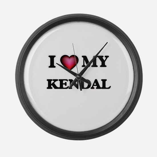 I love my Kendal Large Wall Clock