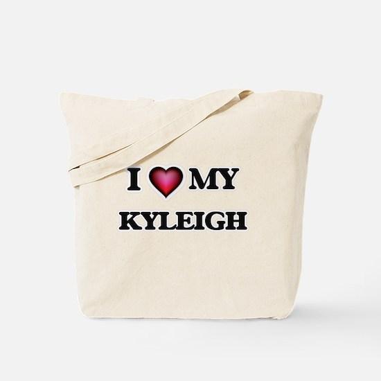 I love my Kyleigh Tote Bag