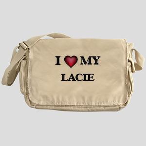I love my Lacie Messenger Bag