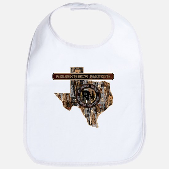 TEXAS RIG UP CAMO Baby Bib