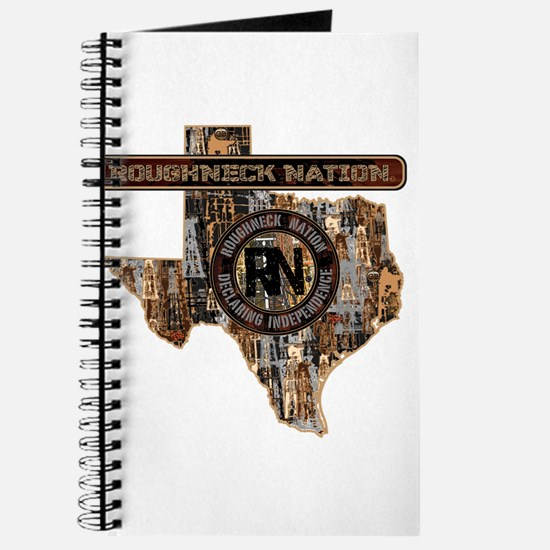 TEXAS RIG UP CAMO Journal
