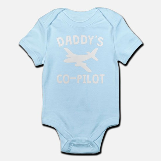 Daddy's Co-Pilot Body Suit