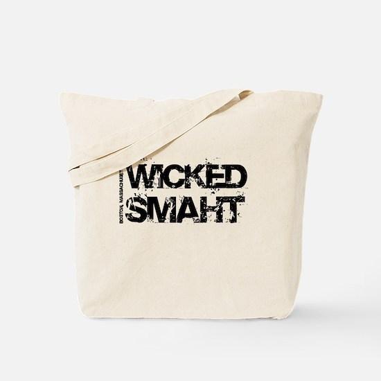 Wicked Smaht Tote Bag