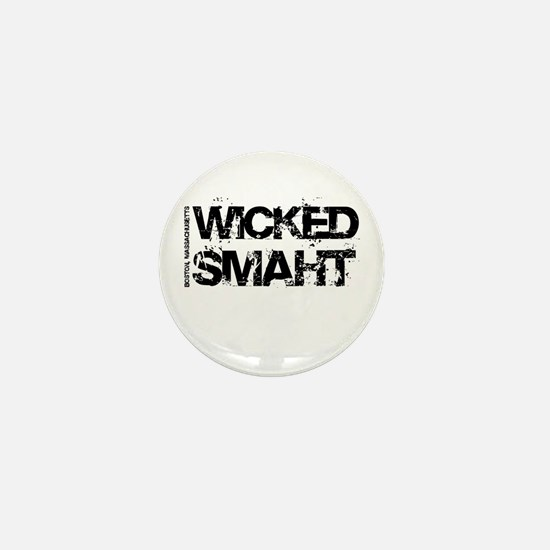 Wicked Smaht Mini Button