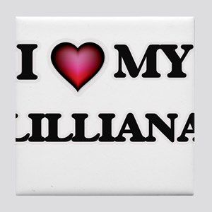 I love my Lilliana Tile Coaster