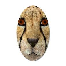 Cheetah Wall Decal