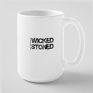 Wicked Stoned Boston Large Mug