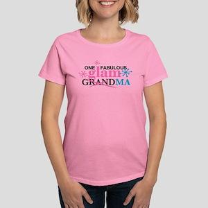 Glam Grandma Women's Dark T-Shirt