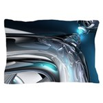 Reflections of Blue Pillow Case