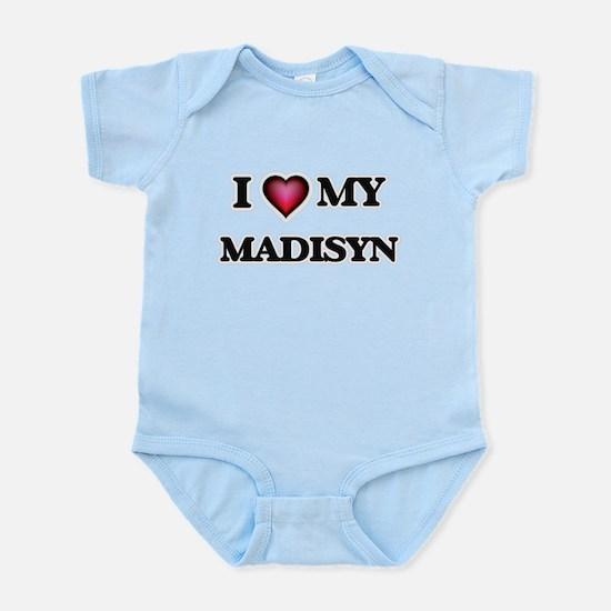 I love my Madisyn Body Suit