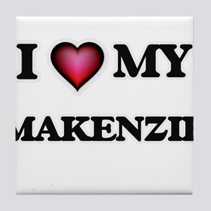 I love my Makenzie Tile Coaster