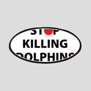 Stop Killing Dolphins Japan Japanese Taiji A Patch