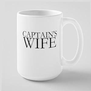Captain's Wife Mugs