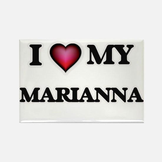 I love my Marianna Magnets