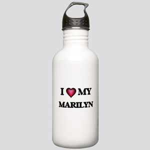 I love my Marilyn Stainless Water Bottle 1.0L
