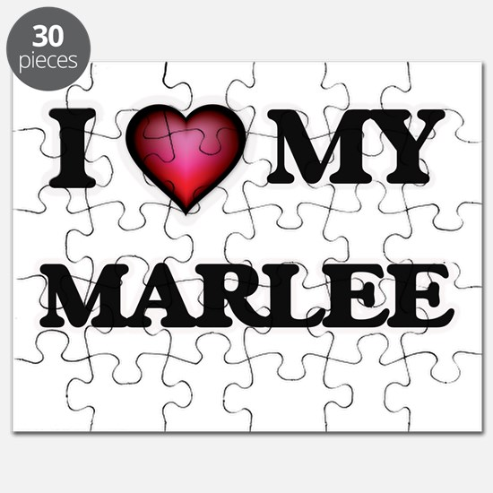 I love my Marlee Puzzle