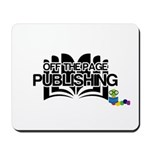 Page Publishing Book Shop Mousepad