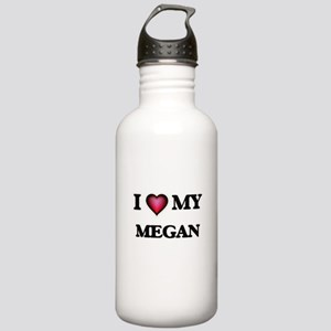 I love my Megan Stainless Water Bottle 1.0L