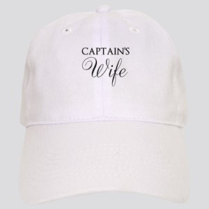 Captain's Wife Baseball Cap