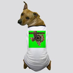 TEXAS RIG UP CAMO Dog T-Shirt