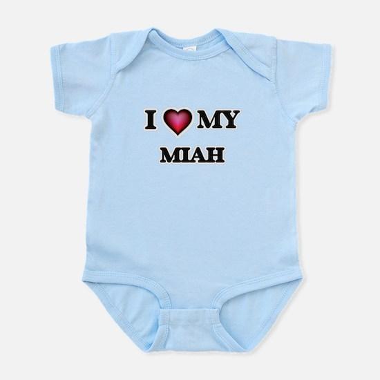 I love my Miah Body Suit
