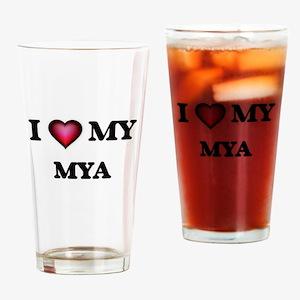 I love my Mya Drinking Glass