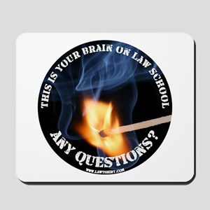 This is Your Brain Mousepad