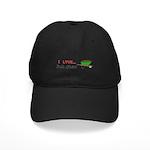 I Love Bull Sh#t Black Cap
