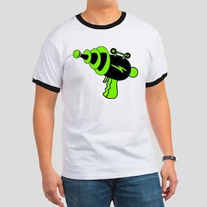 Neon Green Ray Gun T-Shirt