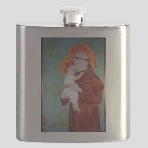 St. Anthony Flask